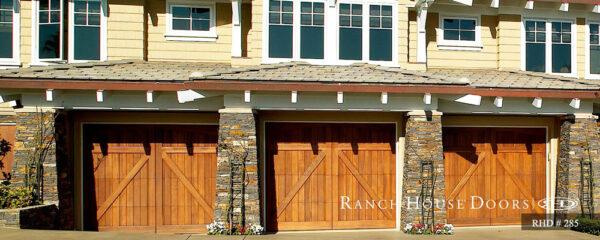 Ranch house door designs