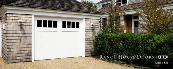 Rach House Doors Garage Door Design