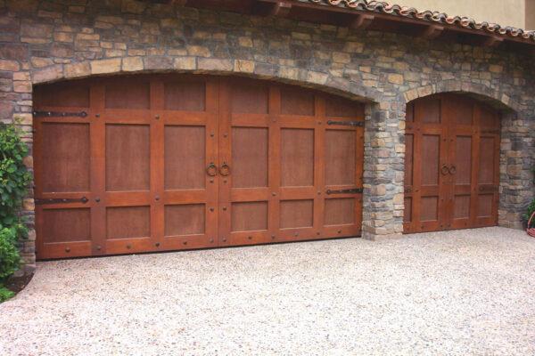 Wood Doors, Carriage House Doors