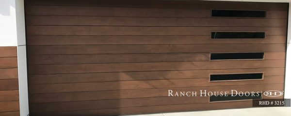 ranch house doors wood contemporary design