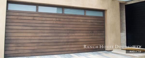 ranch house doors contemporary design