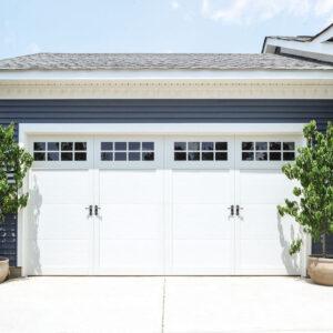 Arlington White Stockton III finished house