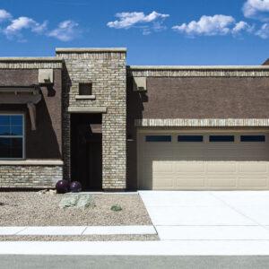 styled exterior design