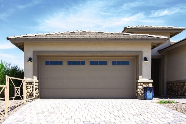 ranch taupe style exterior