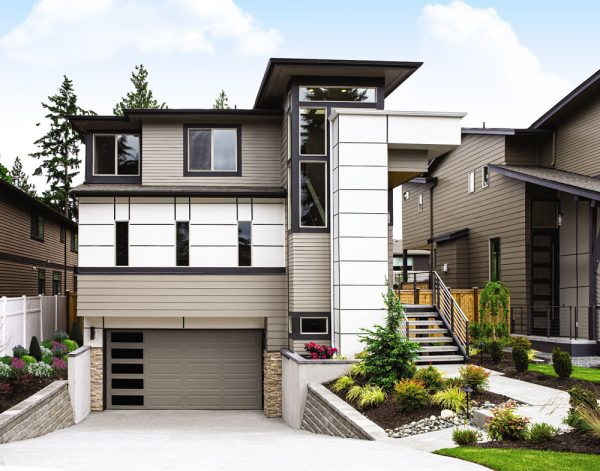 fully designed exterior