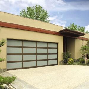 bronze white lam exterior