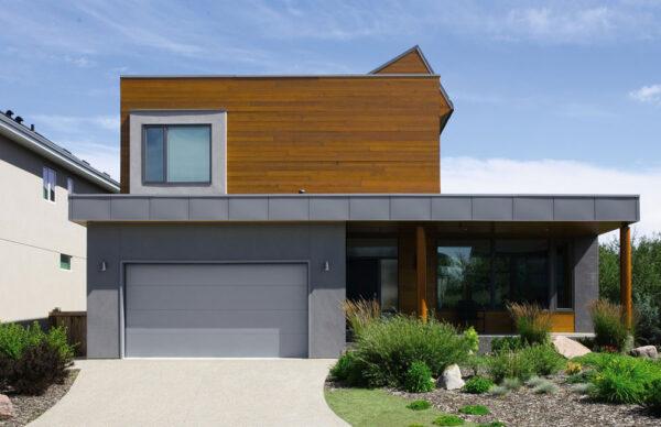 cust contemporary exterior