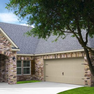 ranch taupe exterior