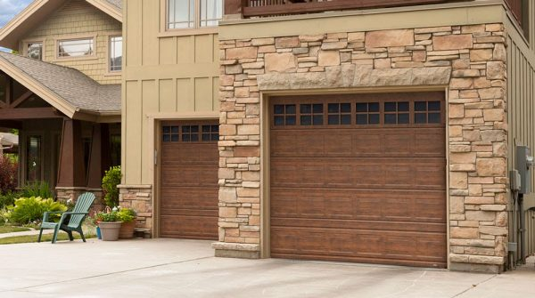 residential cornerstone garage doors