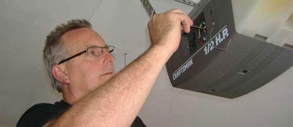 garage door repair utah