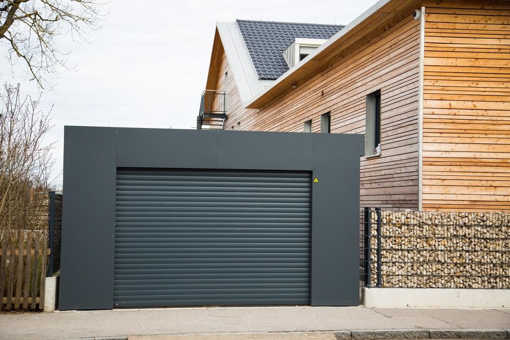 strength levels steel garage doors