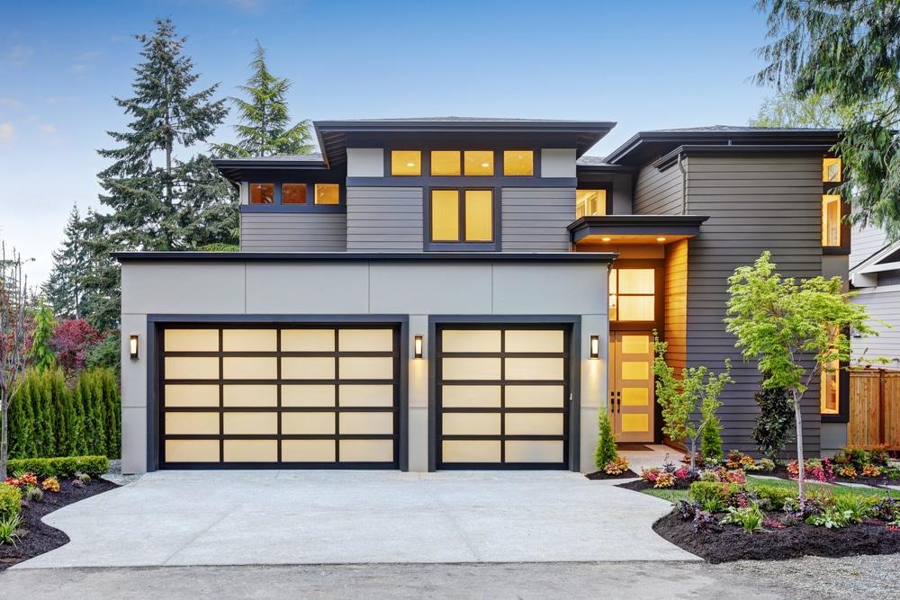 design new garage door