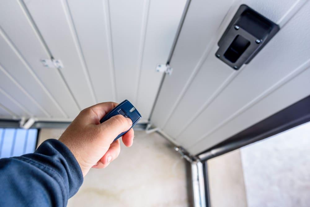 benefits side mount garage openers